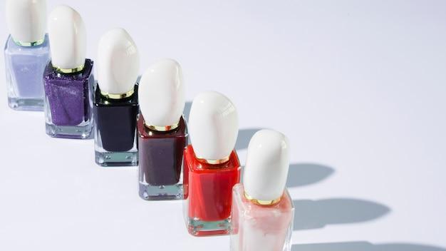 Make-up van nagellak