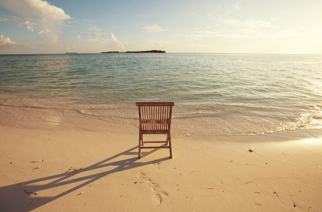 Maldiven strand