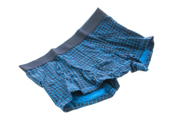 Man achtergrond schone kleren ondergoed