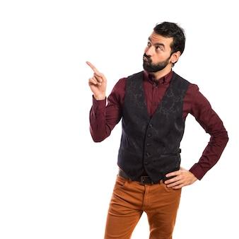 Man draagt vest denken