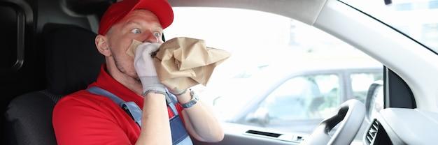 Man kreeg paniekaanval tijdens autorijden