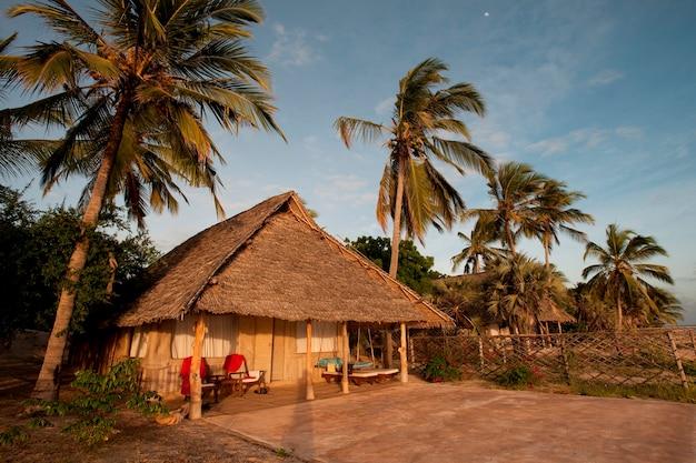Manda bay resort in kenia