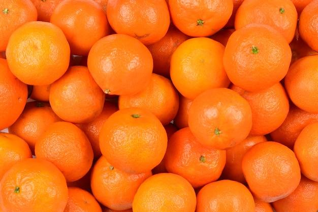 Mandarijn oranje achtergrond.