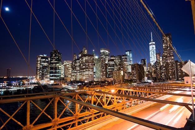 Manhattan brug