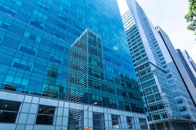 Manhattan new york stad las americas 6e av