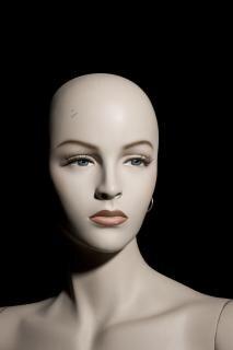 Mannequin, verlichting