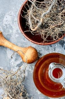 Maral root in fytotherapie