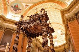 Marie reine du monde kathedraal