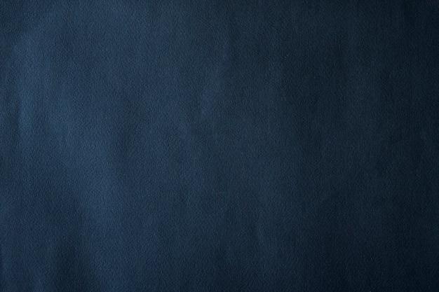 Marineblauwe gladde textuur papier achtergrond