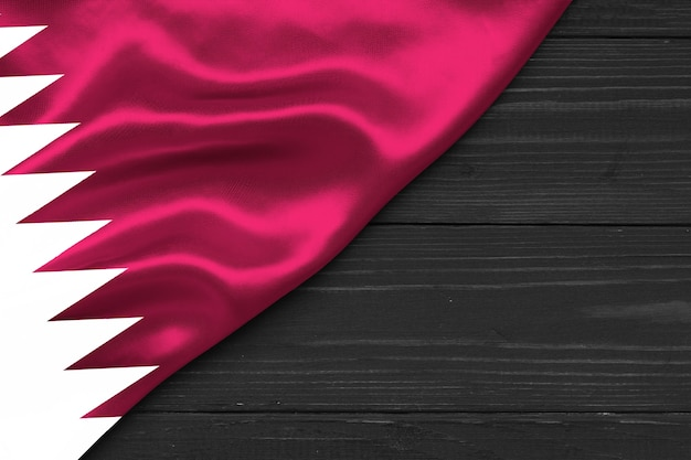 Markeer qatar copy space