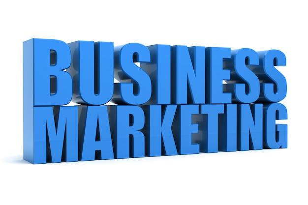Marketing bedrijf