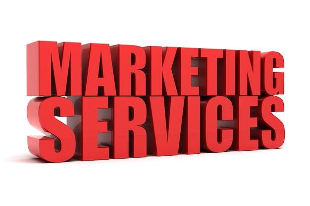 Marketing diensten