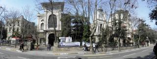 Marmara universiteit in istanbul