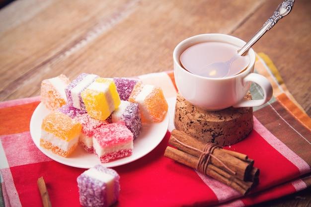 Marmelade snoepjes