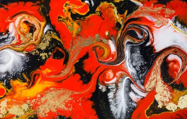 Marmeren abstracte acrylachtergrond