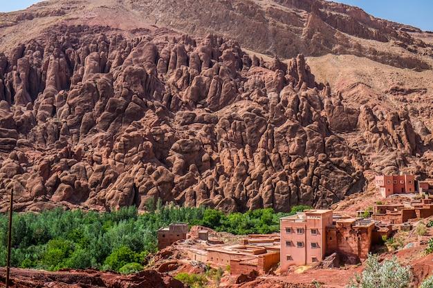 Marokkaanse kasbah