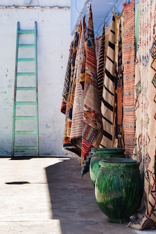 Marokkaanse tapijten