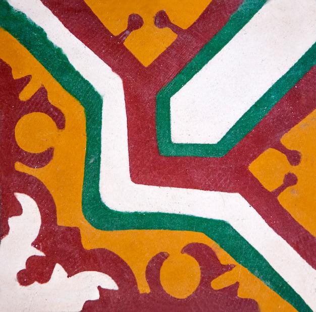 Marokkaanse tegel