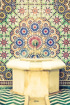 Marrakech interieur arabisch sierlijke islamitisch