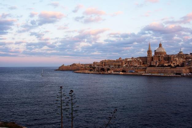 Marsamxett harbor malta