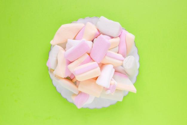 Marshmallows in de kom