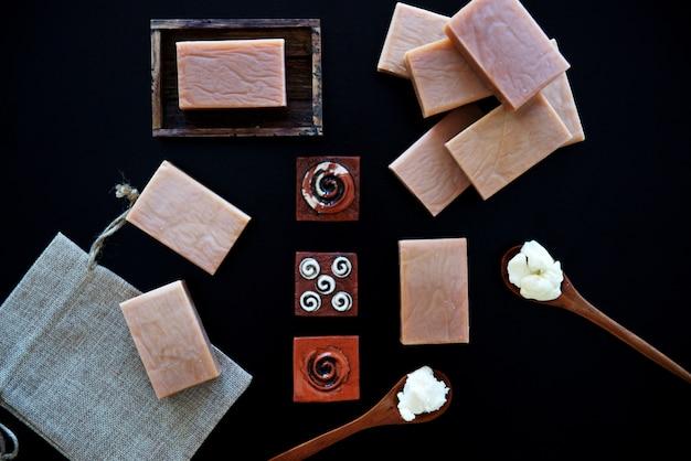 Marshmellow root handgemaakte zeep bar