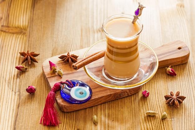 Masala thee