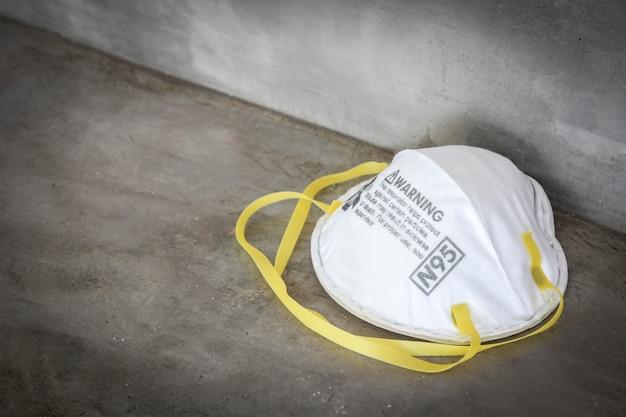 Masker voor bescherming tegen vervuiling, virus, griep