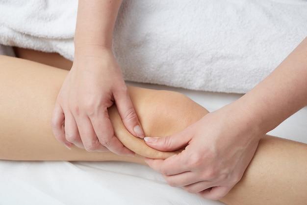 Massage bij wellnessclub
