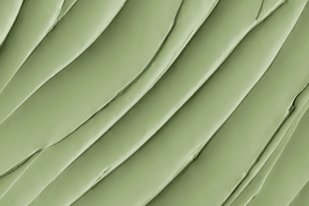 Matcha glazuur textuur achtergrond close-up
