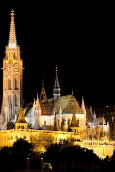 Matthiaskerk in boedapest