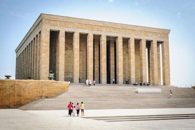 Mausoleum van ataturk