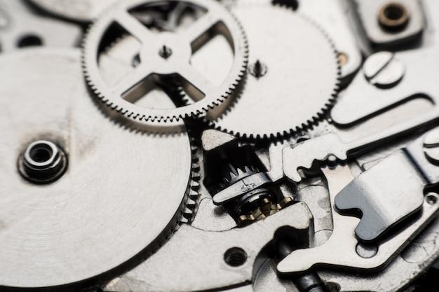Mechanisch horloge / gear clock
