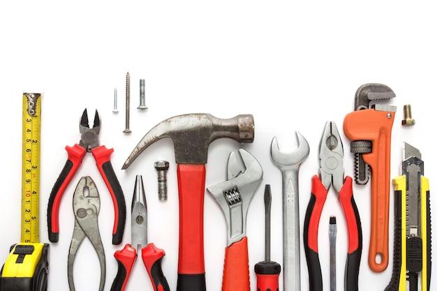 Mechanische kit of bouwgereedschap