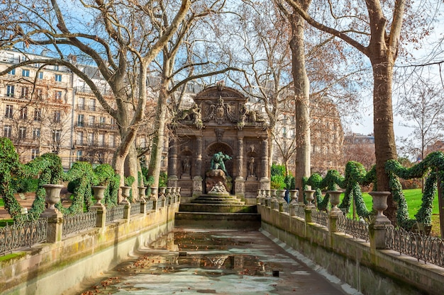Medici-fontein in de jardin du luxembourg