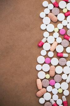 Medische capsule of pil of medicijn.