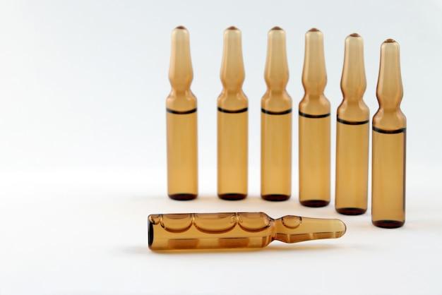 Medische flesjes voor injectiedrug