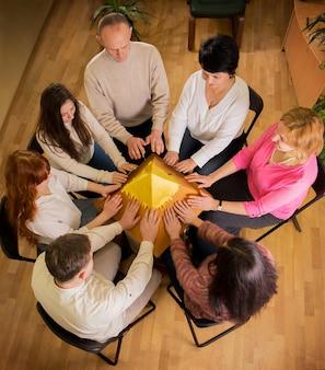Meditatie groep