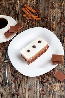 Meerlagige cake