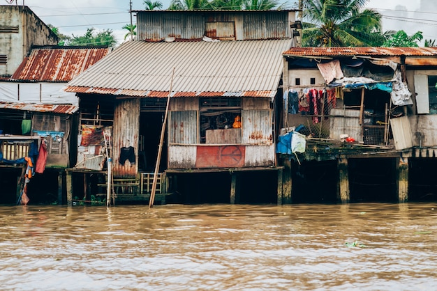 Mekong rivier, vietnam