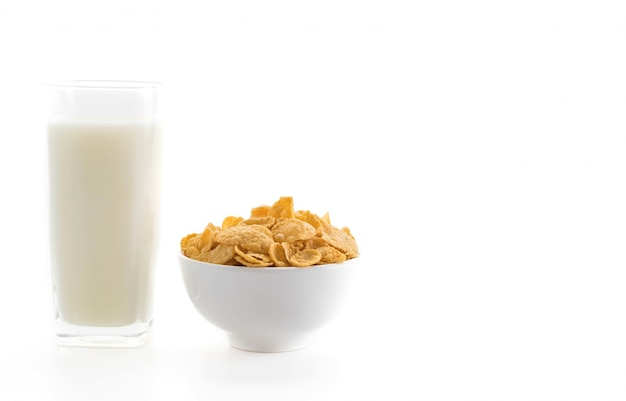 Melk en granen