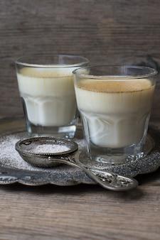 Melk met kaneel
