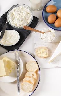 Melkproducten, zuivel