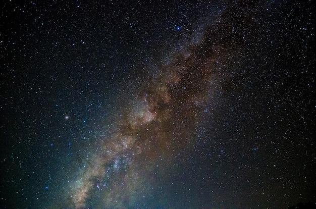 Melkweg achtergrond