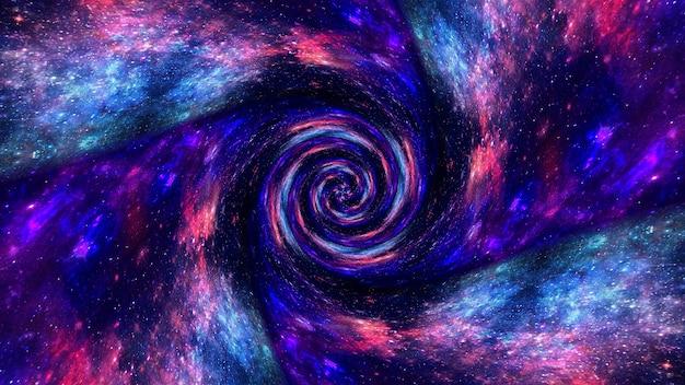 Melkwegstelsel een systeem van miljoenen of miljarden sterren, samen met gas en stof,