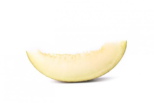 Meloen geïsoleerd