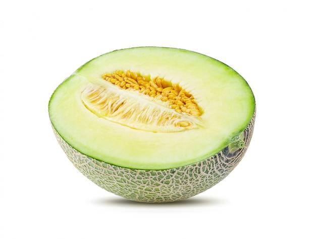 Meloen segment geïsoleerd