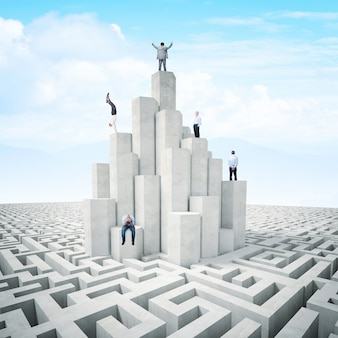 Mensen toren
