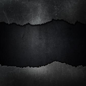 Metaal en grunge achtergrond met krassen en vlekken
