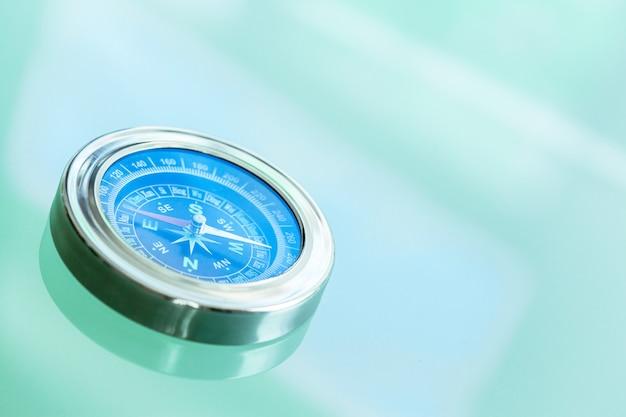 Metaal kompas